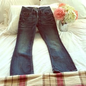 BKE bootcut Ladies Jeans 28/33